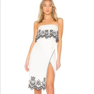Revolve Lovers + Friends Max Midi Dress